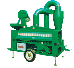 5XZ-5A型移动式比重精选机(环保型)