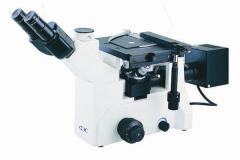 MX200三目倒置金相显微镜