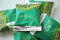 蒜香青豆120克