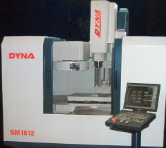 DM1812数控立式加工中心