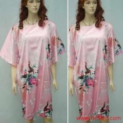 古典女式睡衣睡袍