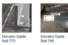 Spare parts for elevators