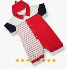 婴儿连体裤