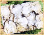 海螺肉切片