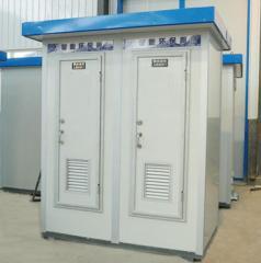 免水泡沫环保厕所