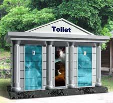 免水冲免清掏移动厕所