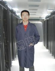 Antistatic robes
