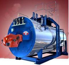 WNS系列燃油蒸汽锅炉