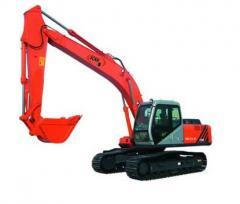 Crawler excavator NK210