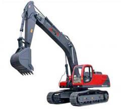 Crawler excavator NK40
