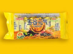 五谷元气(牛乳)新品上市