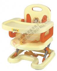 儿童可升降餐椅
