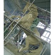 华育--0003--大型泥塑工程典例