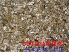 银白色园艺蛭石