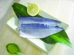 醋渍鲐鱼片