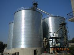 焊接式钢板仓