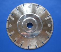 Saws diamond disk