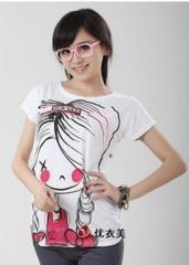 Camisetas de mujeres