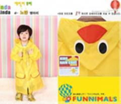 儿童宝宝外贸可爱雨衣