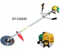 Equipment for the care of a garden
