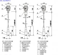 BTL-900 系列液位变送器