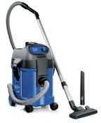 Pneumatic vacuum cleaner