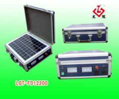 多功能便携式太阳能电源箱