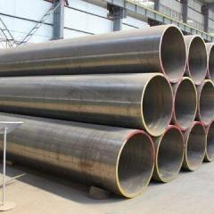 Seamless steel tubes for elevated temperature
