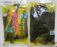 三叶小菜——高菜渍