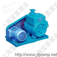 Pumps for hydrosystems of coal combines