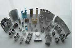 Facades of aluminum