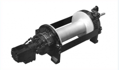Capstans, mechanical capstan winch
