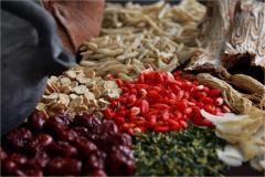 Organic chinese herb medicine