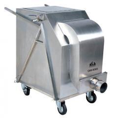 6000W 干冰车
