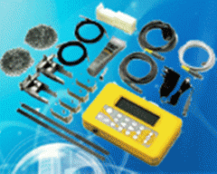 Measuring instruments of speed and direction of