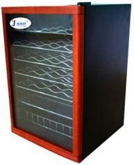 木质红酒柜冰箱