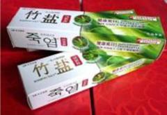 LG竹盐牙膏