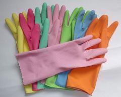 Pvc Gloves Dish Washing