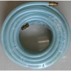 Air hose with quick connectors