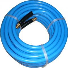 Blue air hose