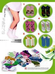 Sports socks