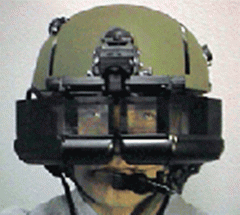 Helmet with earphones