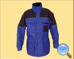 Protective clothing low-temperature-resistant,