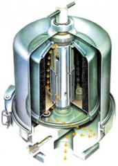 Filters for technical oil