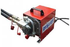 Machines for resistance welding