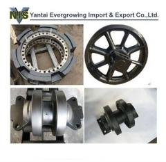 Spare parts for ware-house cranes