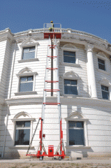 Hoists two-column