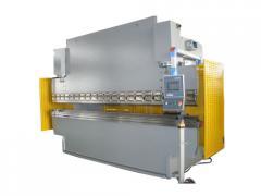 WC67Y-400Ton Hydraulic Press Brake