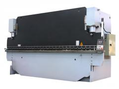 WC67Y-300Ton Hydraulic Press Brake