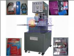 Machines for welding of the films by